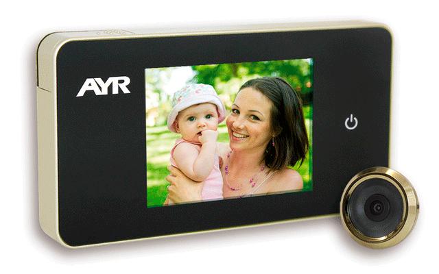 Mirillas Digitales. Seguridad activa para tu hogar.