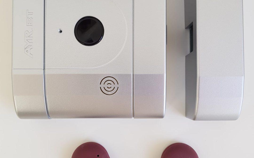 cerradura invisible en cerrajeros DSC
