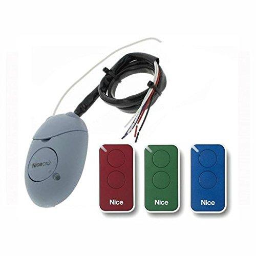 Kit de receptor y mandos a distancia NICE